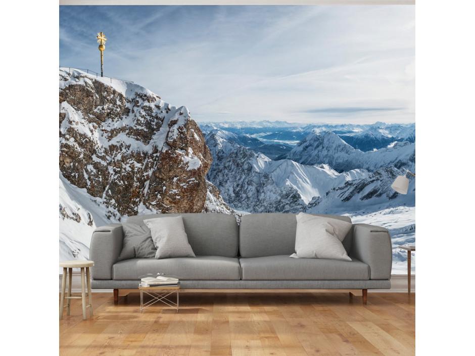 Papier peint - Zugspitze