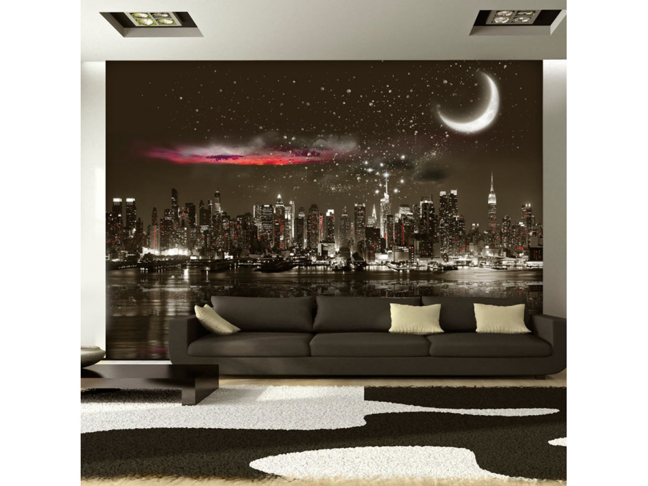 Papier peint - Starry Night Over NY