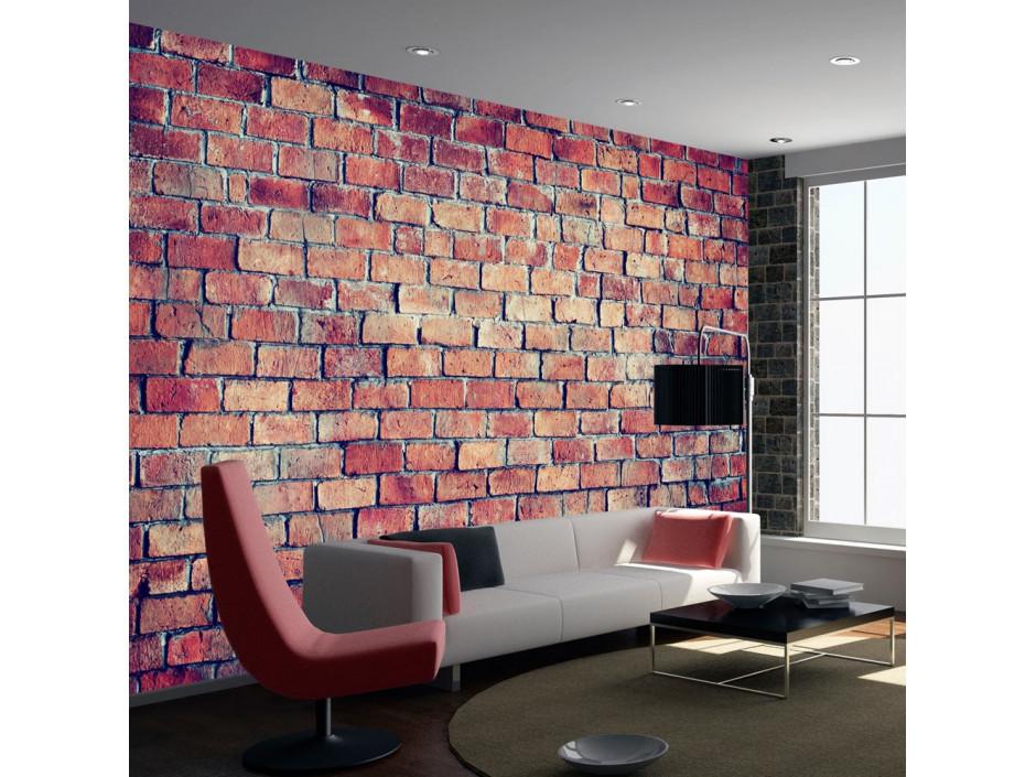 Papier peint - Brick - puzzle