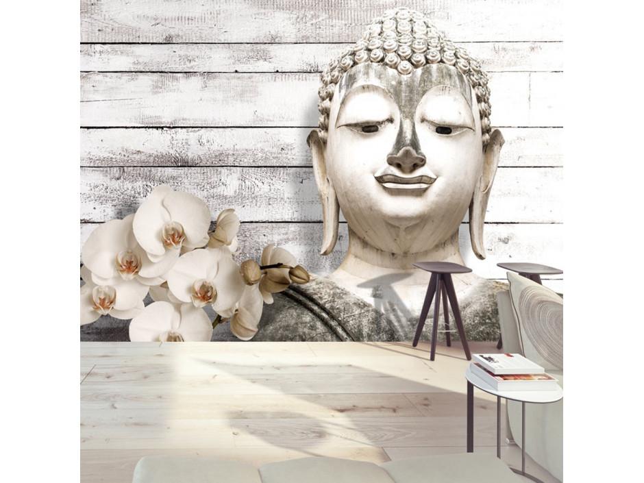 Papier peint  Smiling Buddha