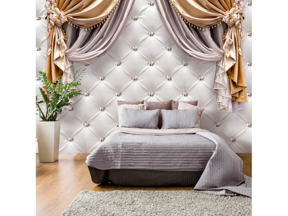Papier peint  Curtain of Luxury