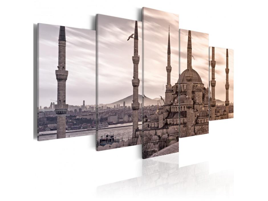 Tableau - Mosquée