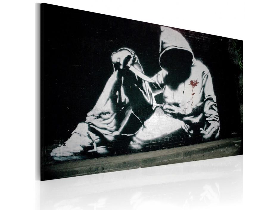 Tableau  Incognito killer (Banksy)