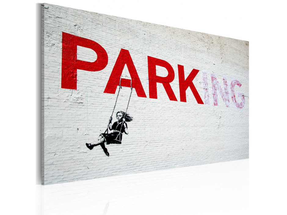 Tableau  Parking (Banksy)