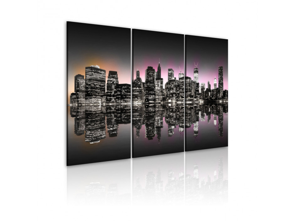 Tableau - La ville qui ne dort jamais - New York