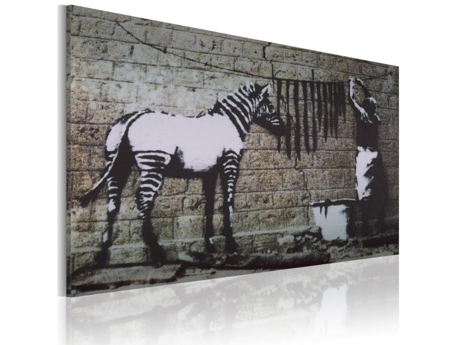 Tableau - Lavage (Banksy)
