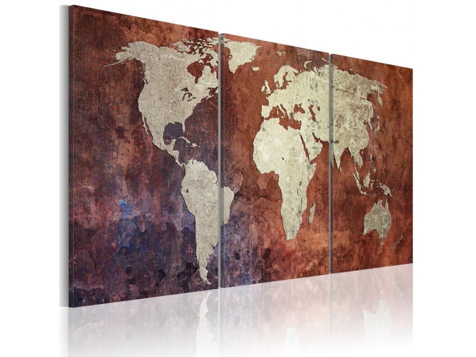Tableau - Continents d'acier