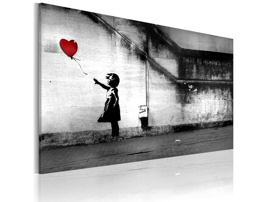 Tableau - espoir (Banksy)