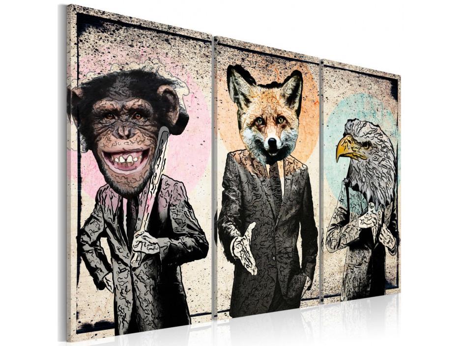 Tableau - Affaires simiennes