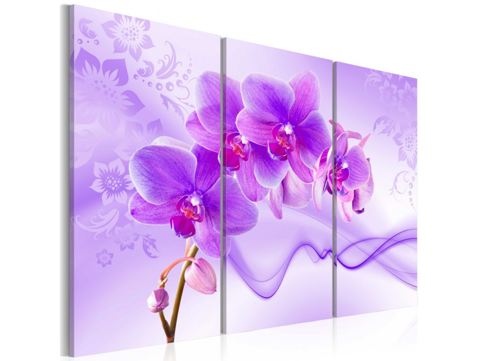 Tableau - Ethereal orchid - violet
