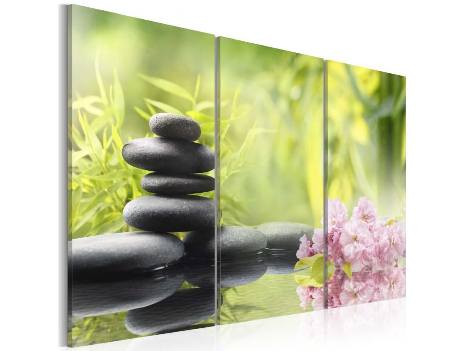 Tableau - Zen composition