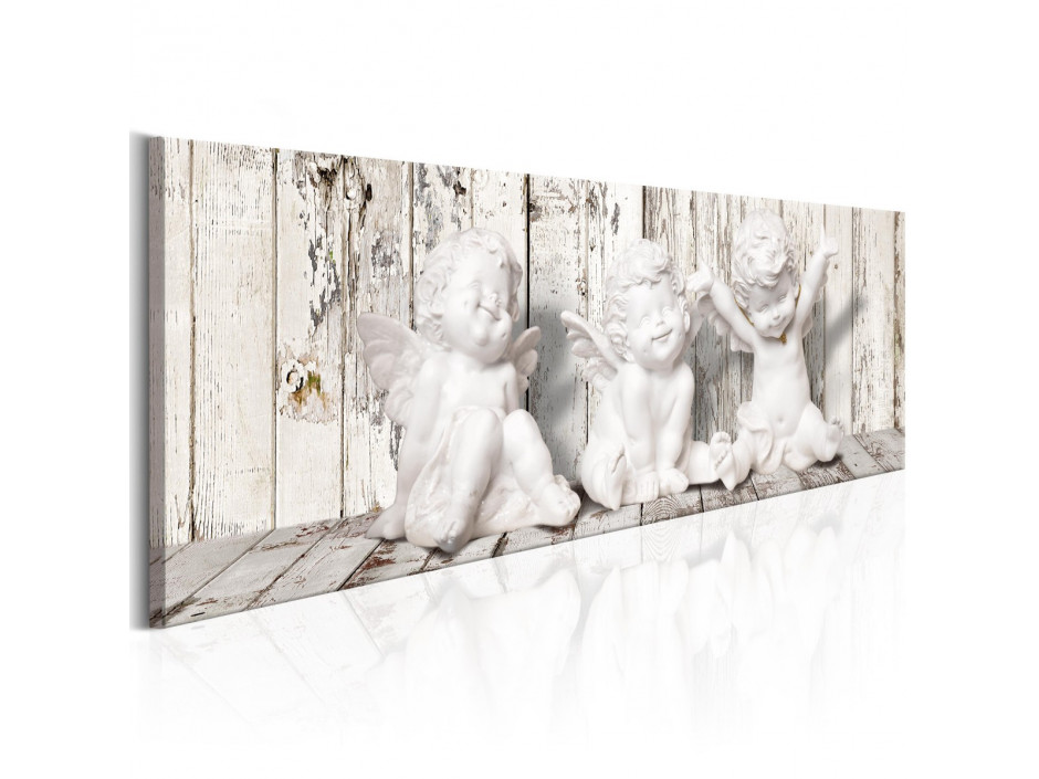 Tableau - Anges riants