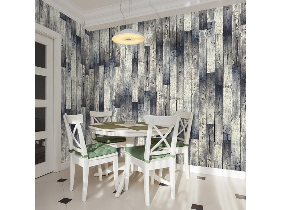 Papier peint - Wooden floor: gradient