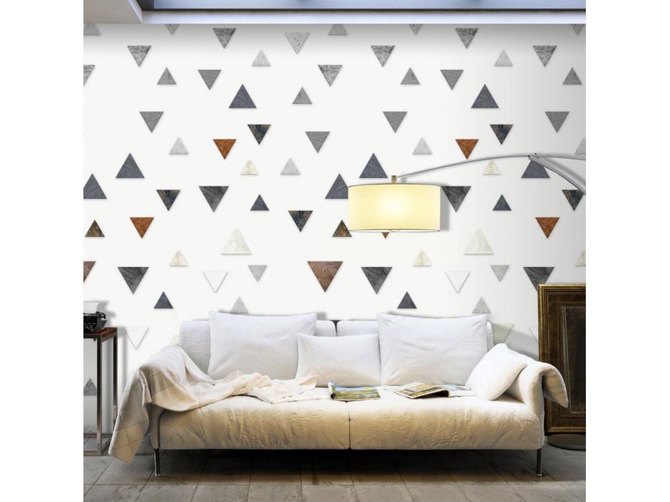 Papier peint  Triangular Harmony