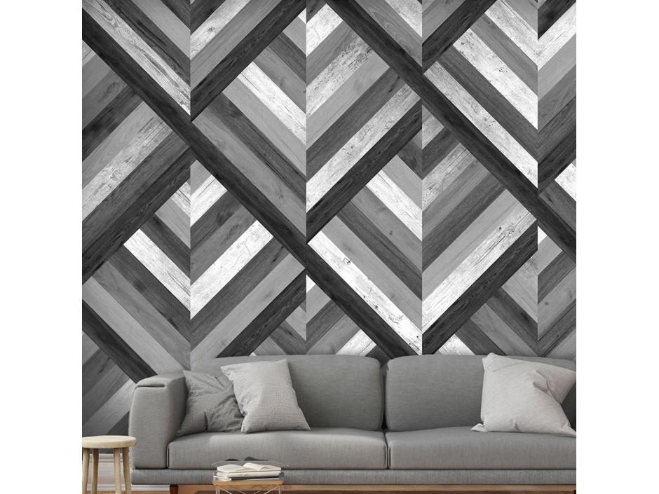 Papier peint  Grey Maze