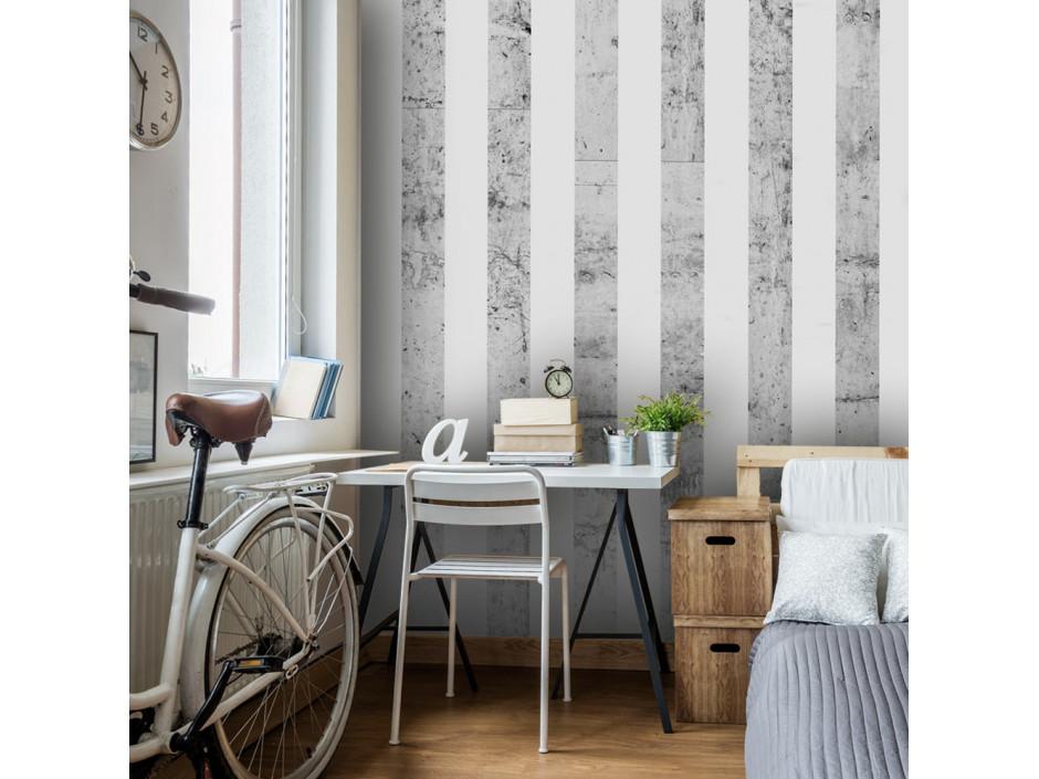 Papier peint  Style gris