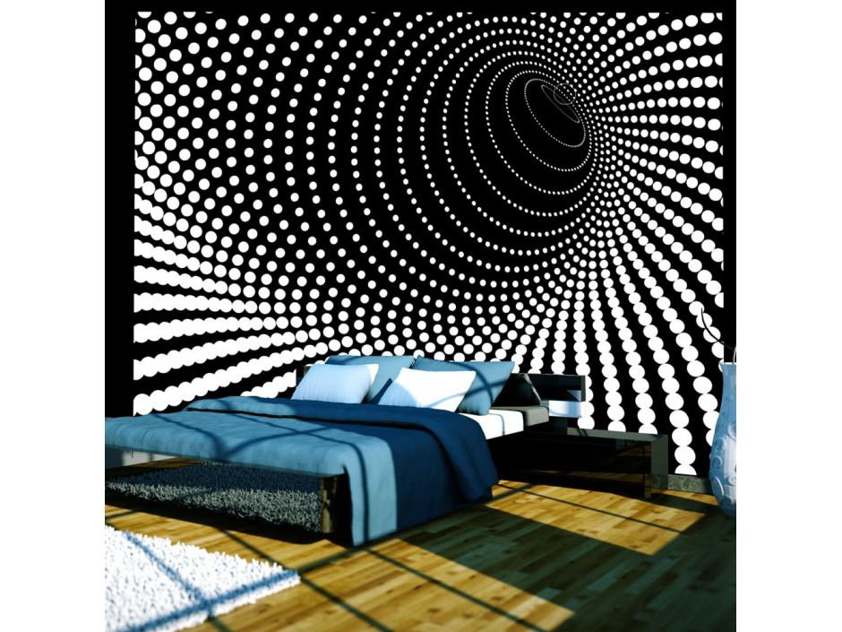 Unique 3d abstract digital wall art bedroom wallpaper mural