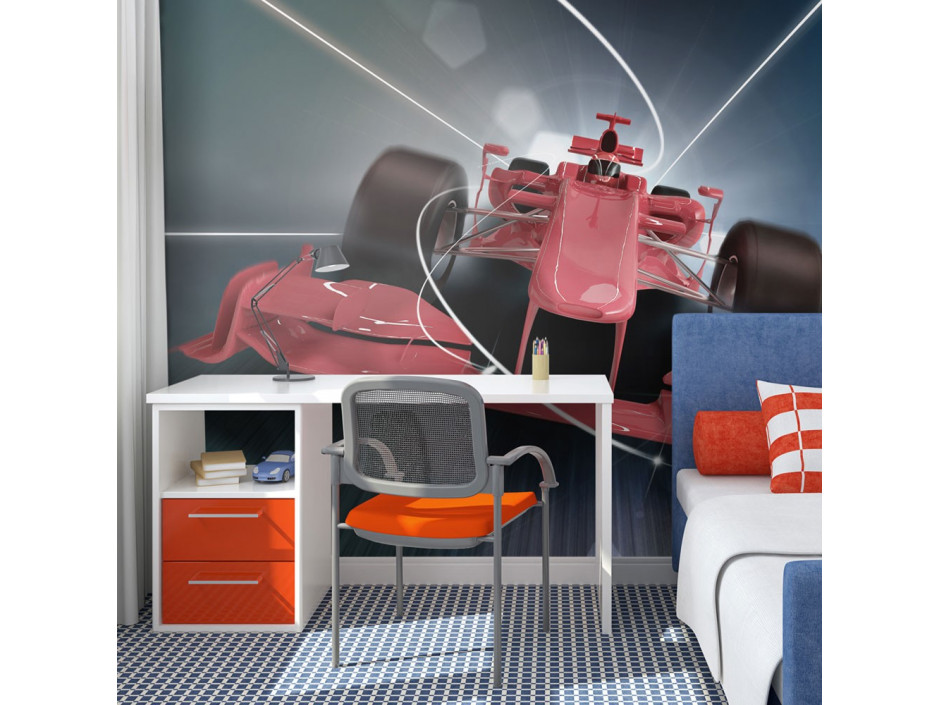 Papier peint  Formule 1