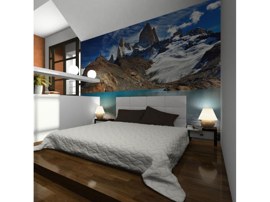 Papier peint - Mount Fitz Roy, Patagonia, Argentina