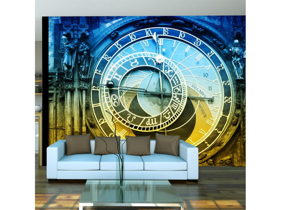 Papier peint  Horloge astronomique de Prague