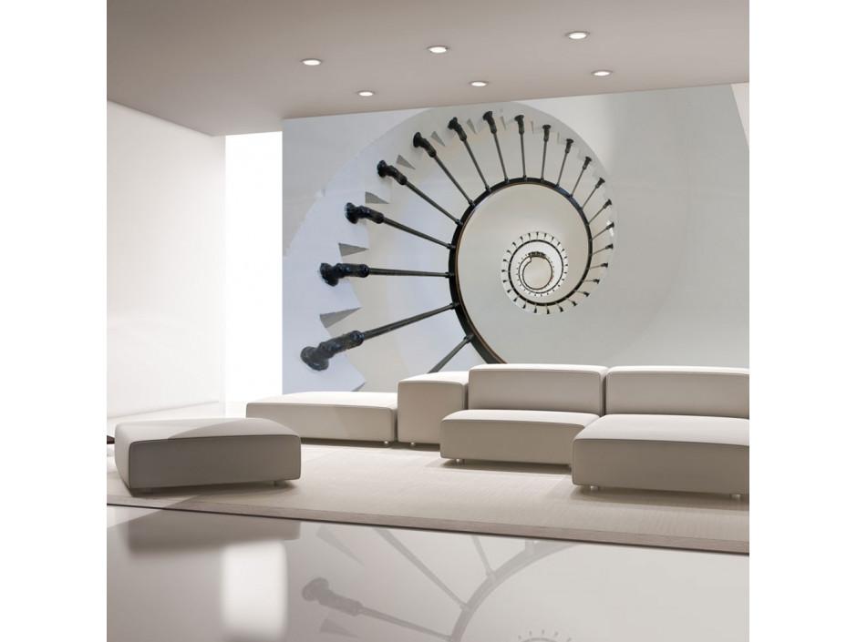 Papier peint  escaliers (phare)