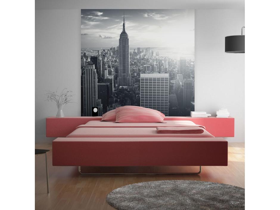 Papier peint - Manhattan new-yorkais au lever de soleil