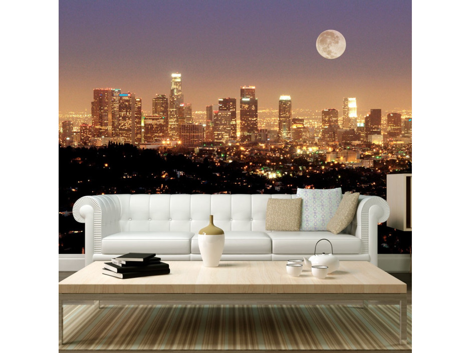 Papier peint  Los Angeles  la cité des anges
