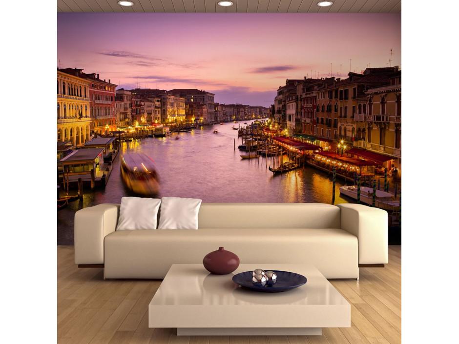 Papier peint  Venise, la ville des amoureux par excellence