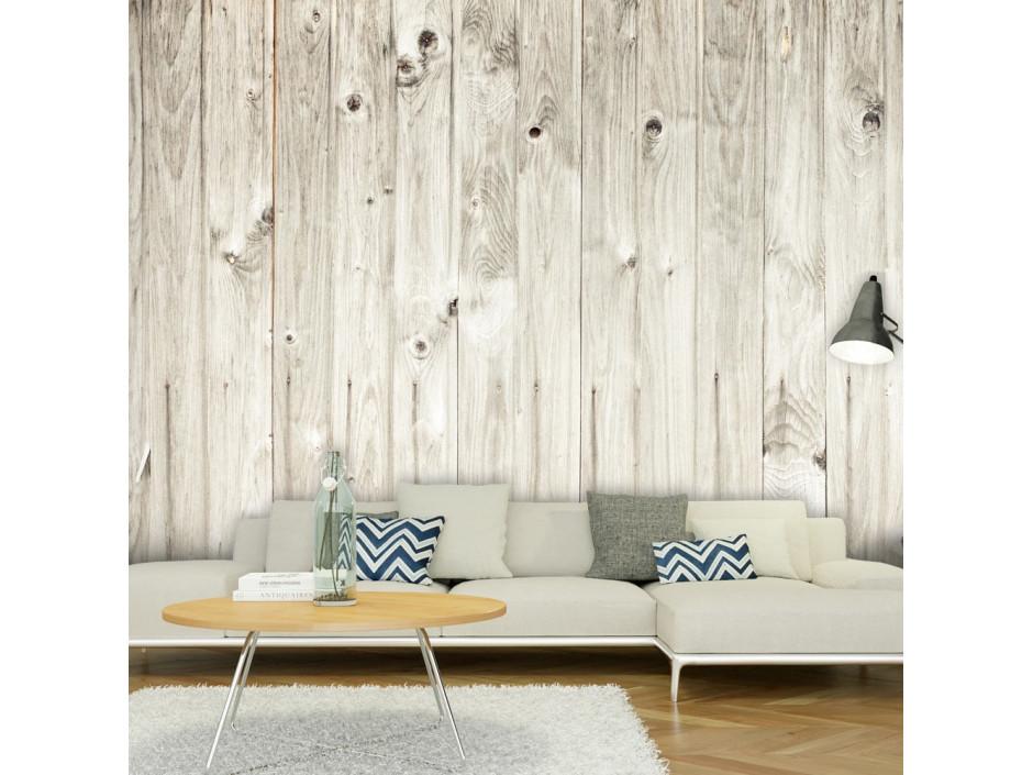 Papier peint  Clôture en bois