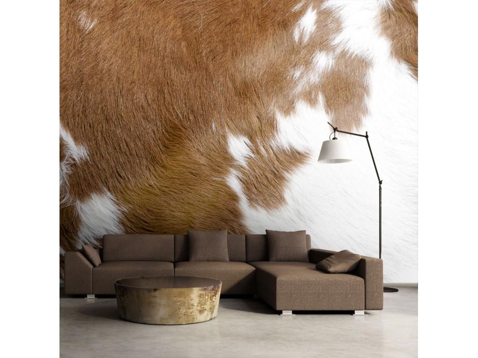 Papier peint - Peau de vache