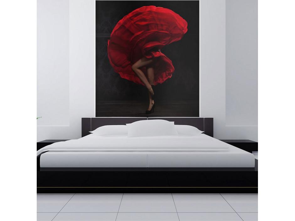 Papier peint  Danseuse de flamenco