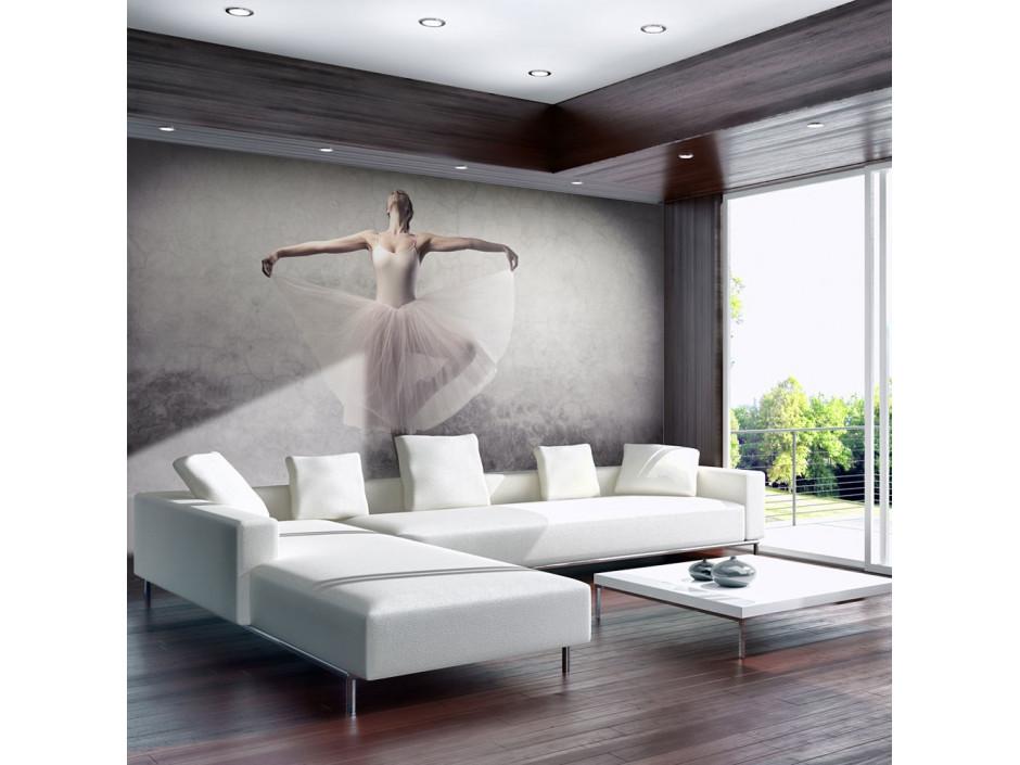 Papier peint  Ballet  poésie sans mots