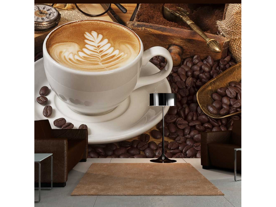 Papier peint  Peutêtre le café?