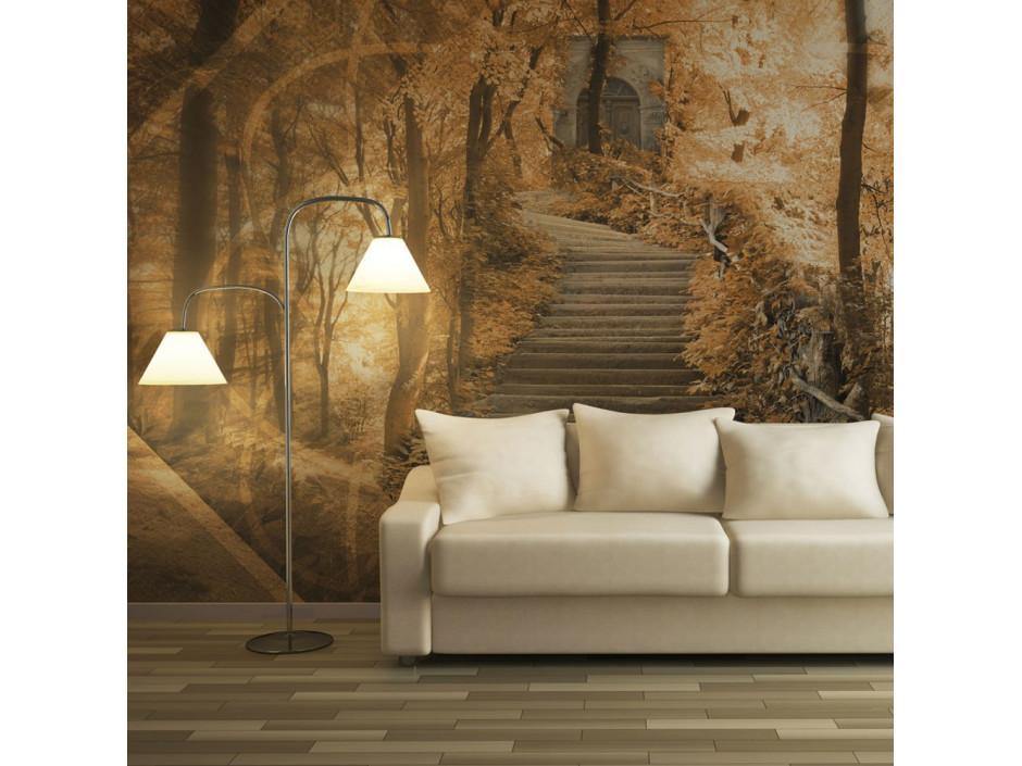Papier peint  Stairs to paradise