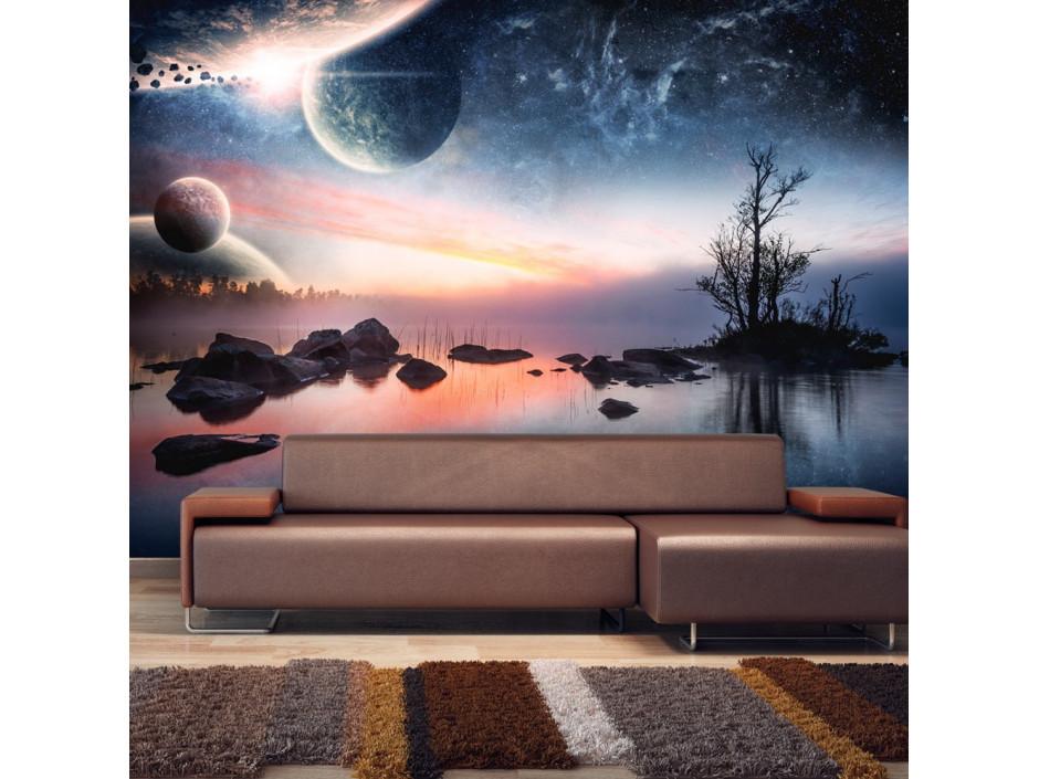 Papier peint  Cosmic landscape