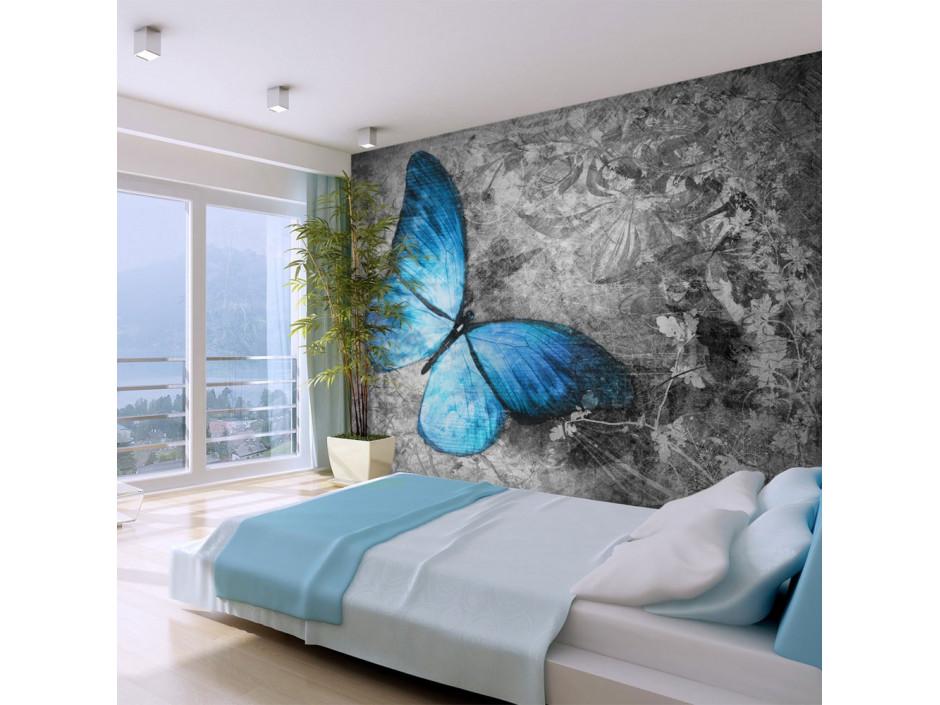 Papier peint  Blue butterfly