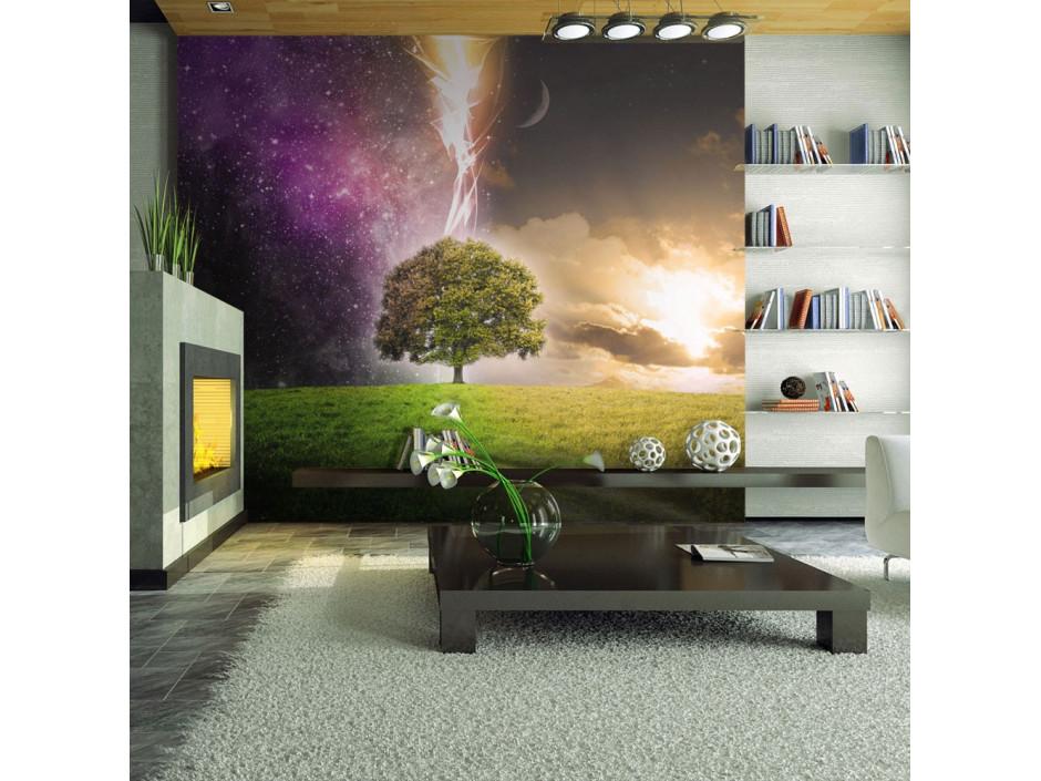 Papier peint  Magic tree