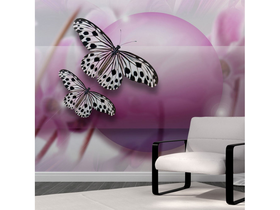 Papier peint  Fly, Butterfly!