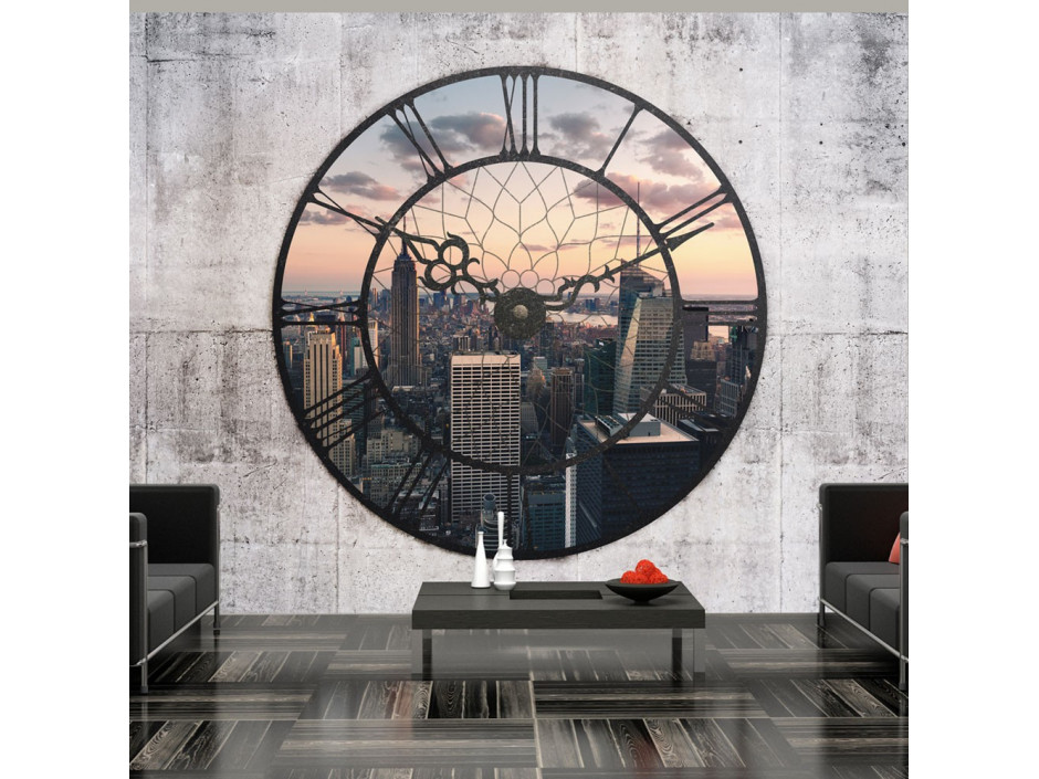 Papier peint - NYC Time Zone