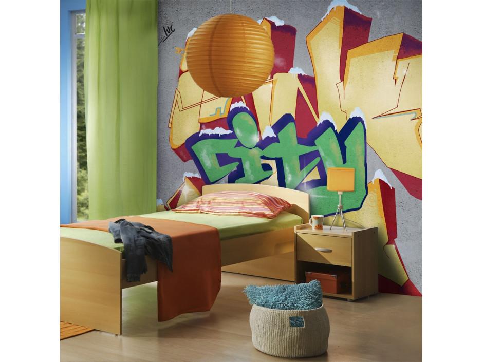 Papier peint - Inner city life