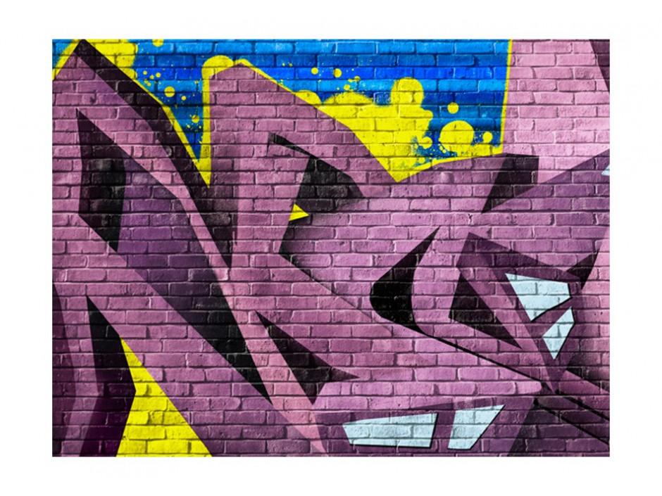 Papier peint  Street art  graffiti