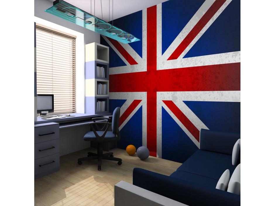 Papier peint - Union Jack