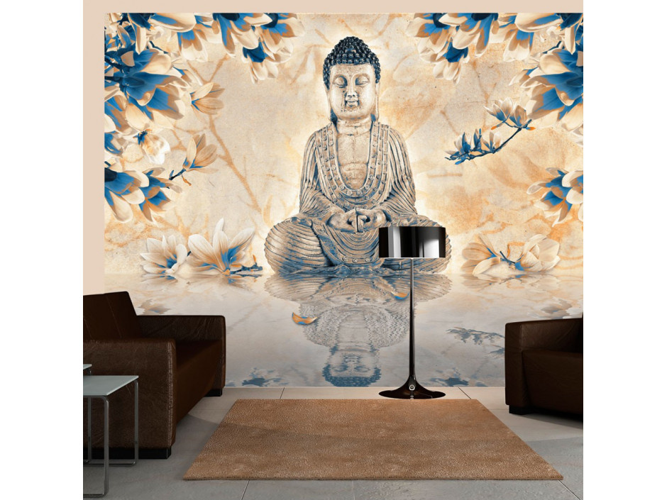 Papier peint  Buddha of prosperity