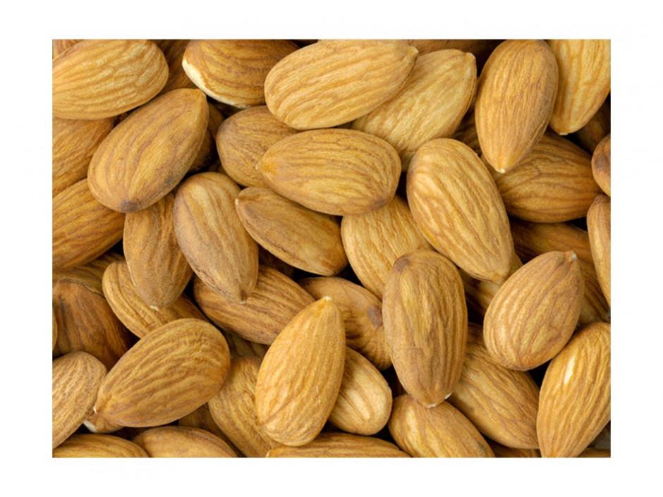 Papier peint  Tasty almonds