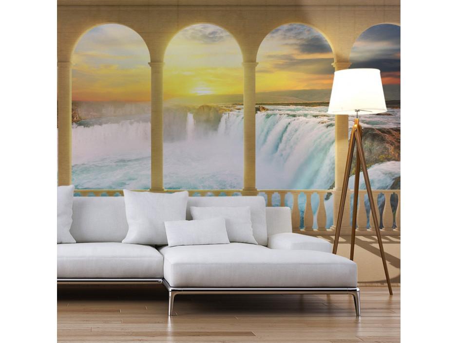 Papier peint Dream about Niagara Falls