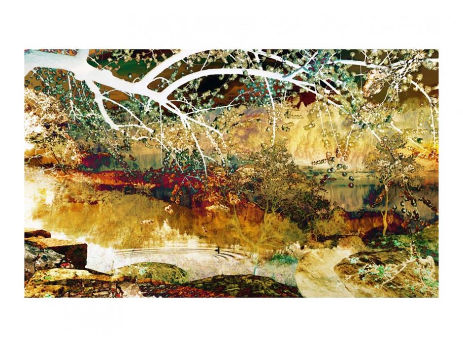 Papier peint  River of life