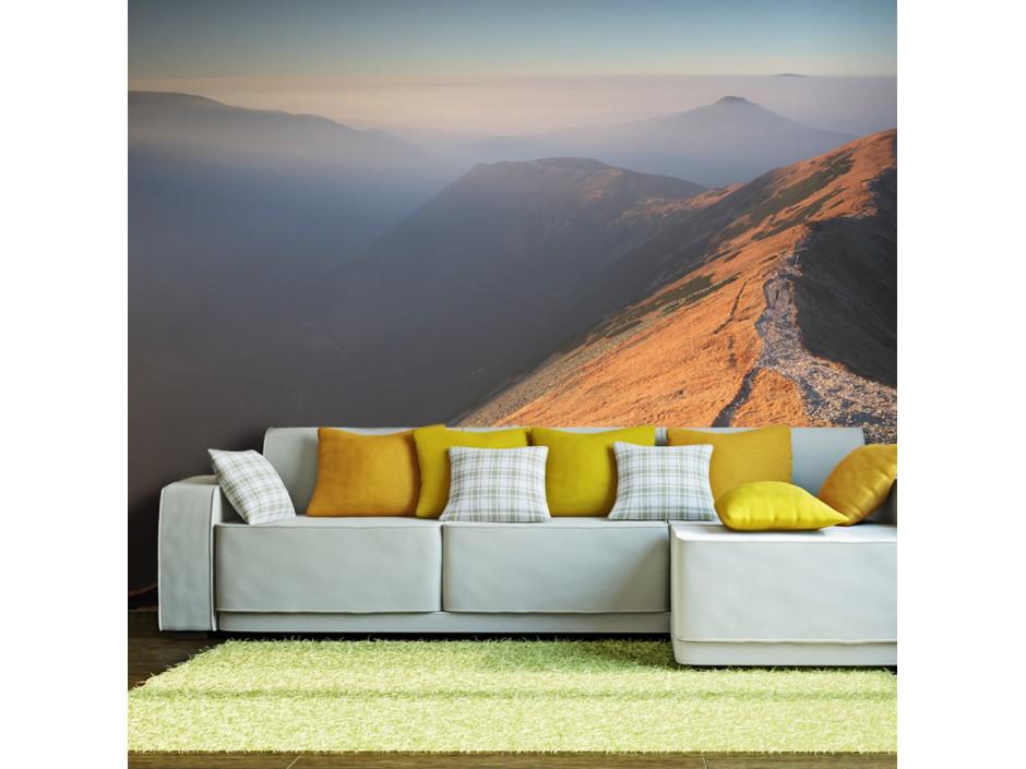 Papier peint XXL  Sentier de montagne, Tatras