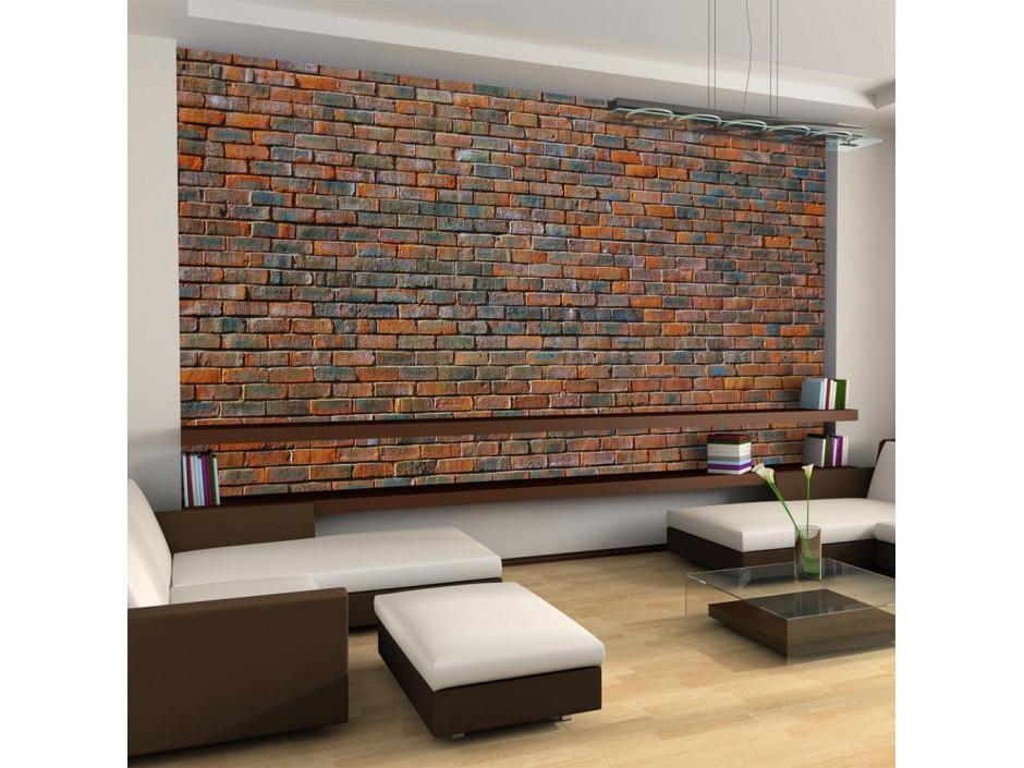 Papier peint XXL  Mur en briques