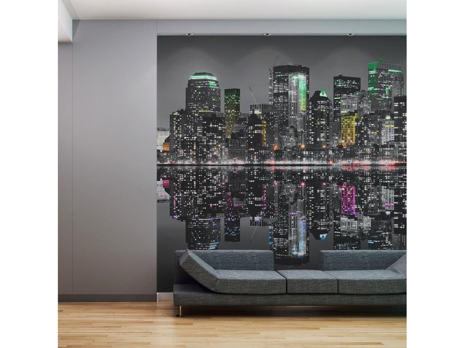 Papier peint XXL  Lieu où les rêves deviennent réalité  NYC