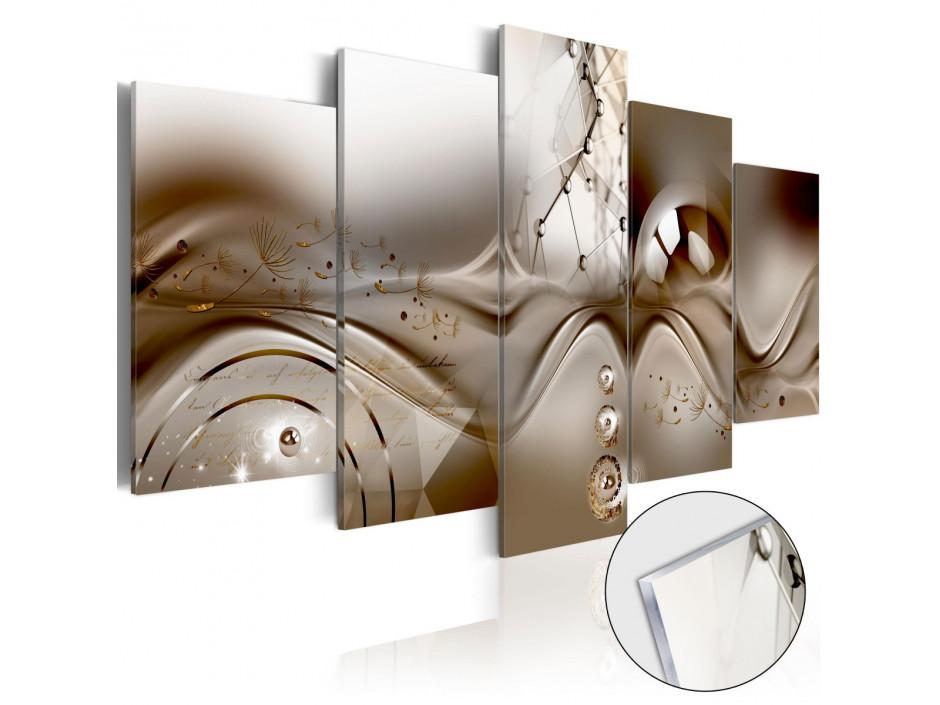 Tableau sur verre acrylique  Artistic Disharmony [Glass]